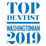 Washingtonian magazine best dentist logo